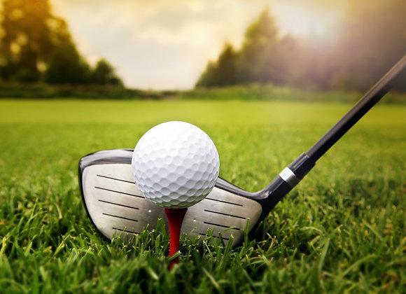 2020 SSP OPEN Golf Tournament Donation (4some)