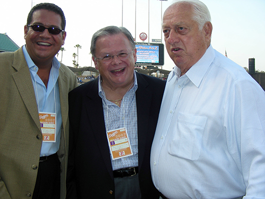 Ron & Tommy LaSorda