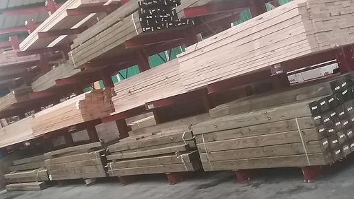 Wallace Lumber Yard