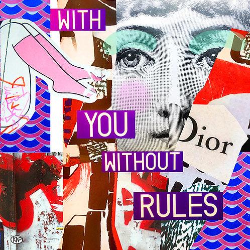 """Diseño """"No rules"""""""