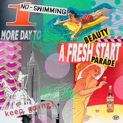 "Diseño ""A fresh start"""