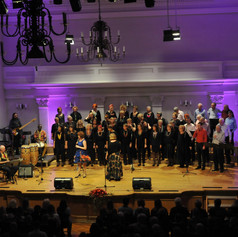 Croatian Music Hall Black Music