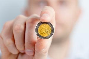 Euro munt