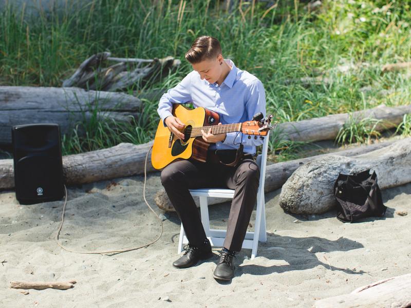 Victoria Event Guitarist and Event Singer