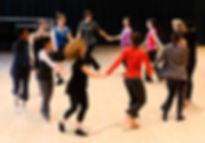 психологическое консультирование - танцевальная терапия - личностное развитие - Танцевально-двигательный терапевт