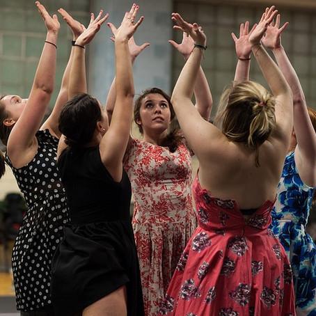 Про танец и терапию