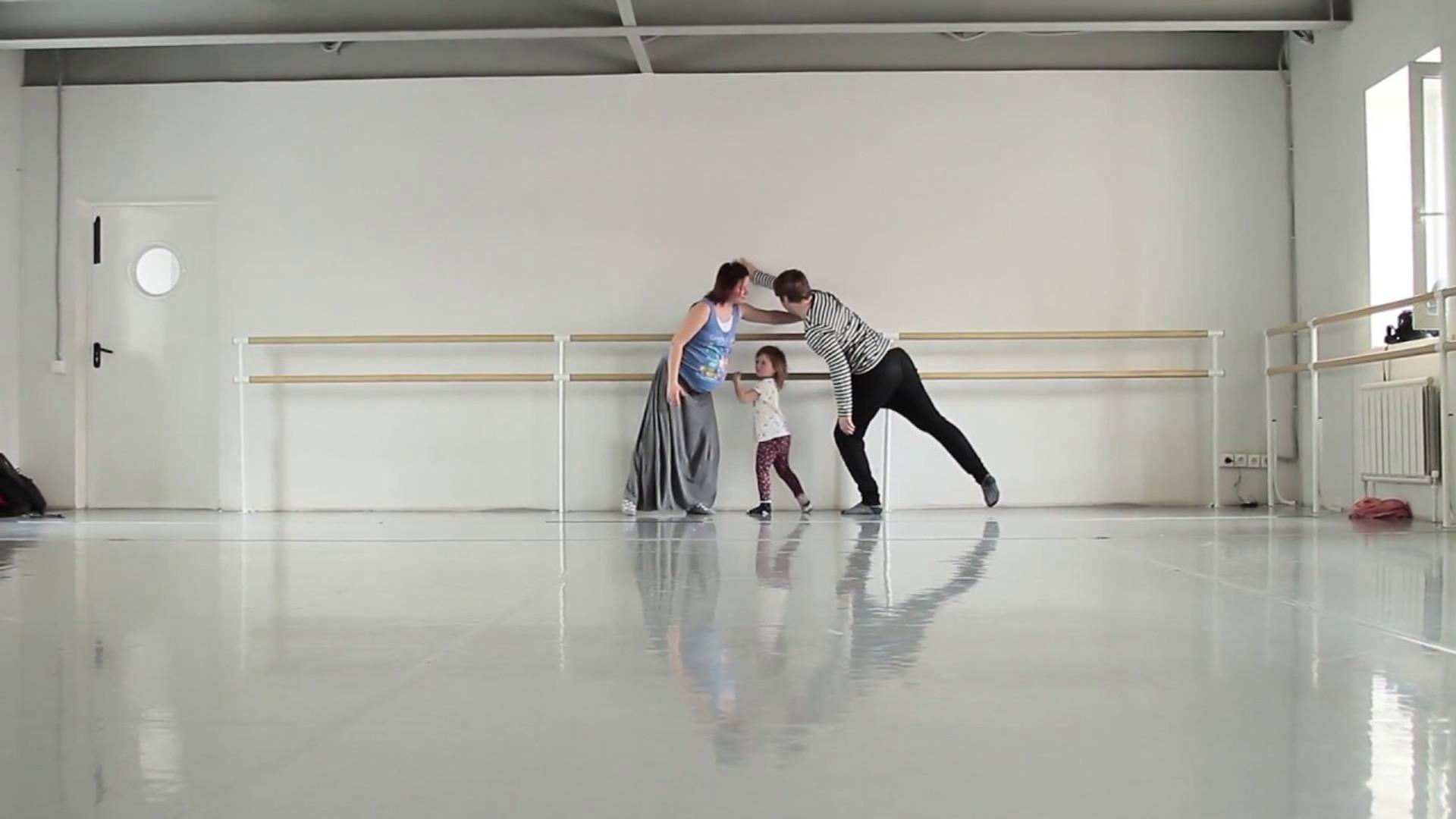 Dance family day