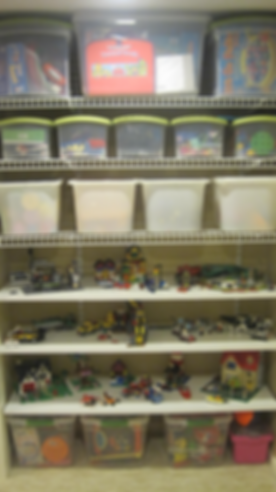Neat Little Nest: Organizing Kids' Toys and Legos