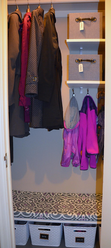 ... Closet In Person Because It Looks Much Better, But Itu0027s So Small It Was  Hard To Take A Good Picture. So, Let Me Walk You Through The Changes From  The ...