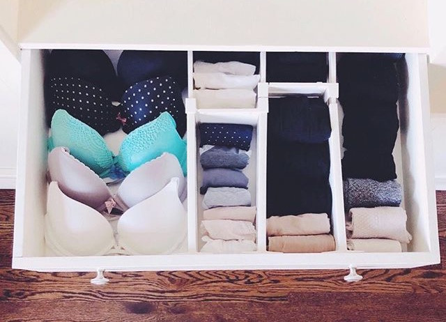 DRAWER DIVIDERS _ Do you use them_____Si