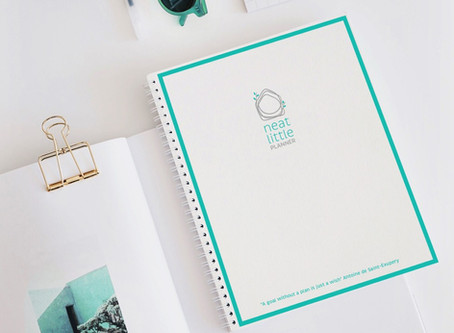 2020 Neat Little Planner is here!