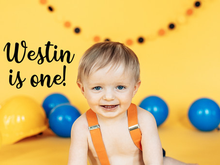 Westin is 1!