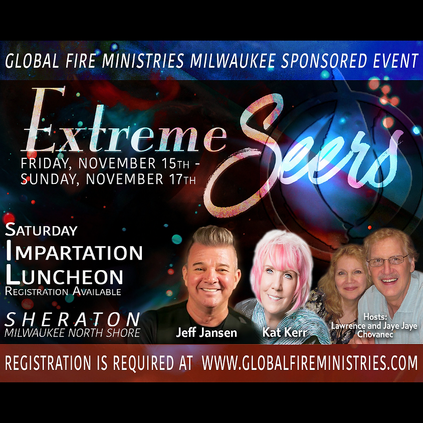 Extreme Seers Conference - Milwaukee, WI