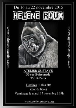 Hélène Roux - Atelier gustave