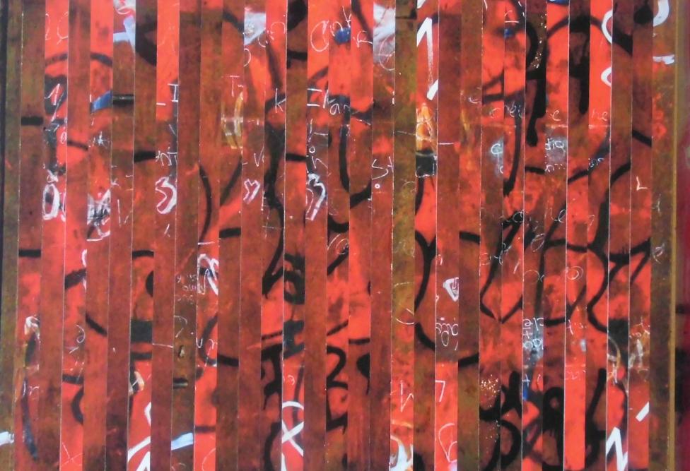 Jacques Tribalat - Graffiti 2