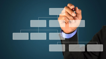 Ser líder é estruturar a organização