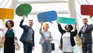 O que você deve fazer para ser compreendido em reuniões ?
