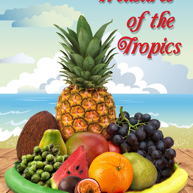Treasures of the Tropics book cover