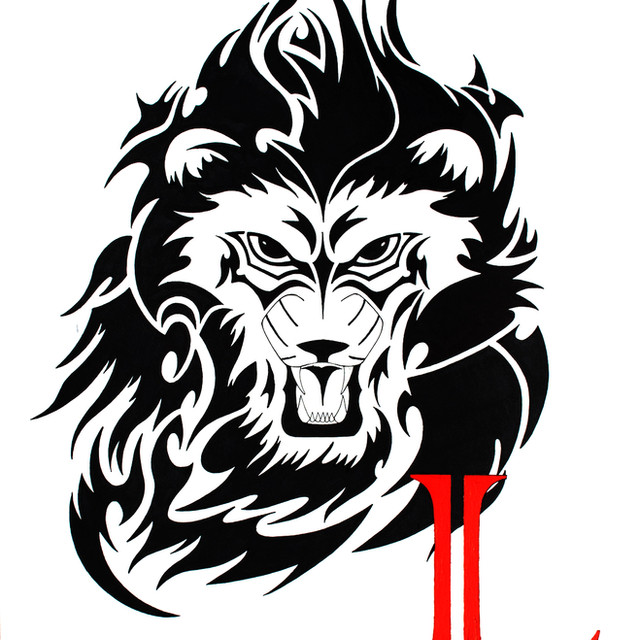 """L"" for Lion"