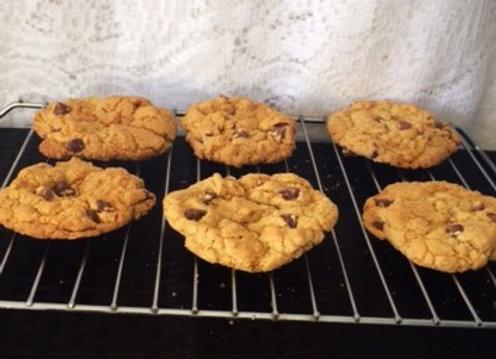 Gluten Free Deluxe Cookies