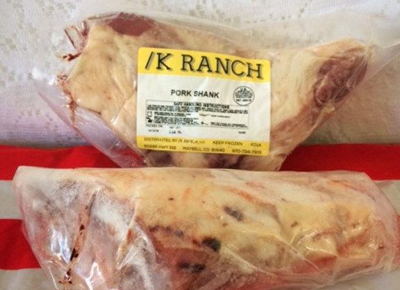 Fresh Ham Shank