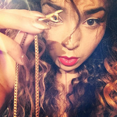 Ella Eyre Instagram ONLY CHILD Hand Pendant.jpg