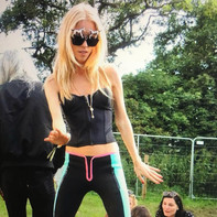 Mary Charteris Glastonbury spoon necklac