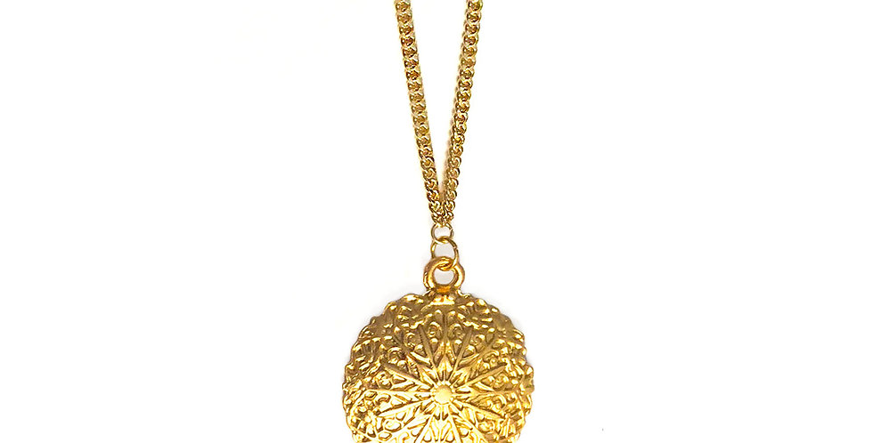 GOLDEN SUNRISE PENDANT