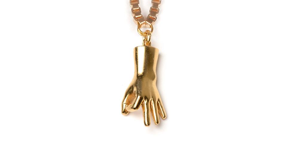 APOLLYON'S HAND PENDANT