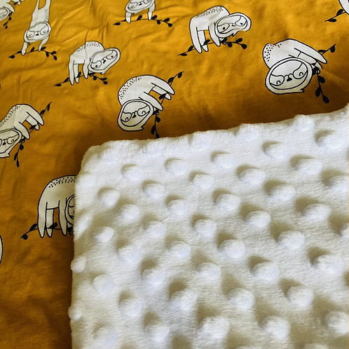 Sloth blanket