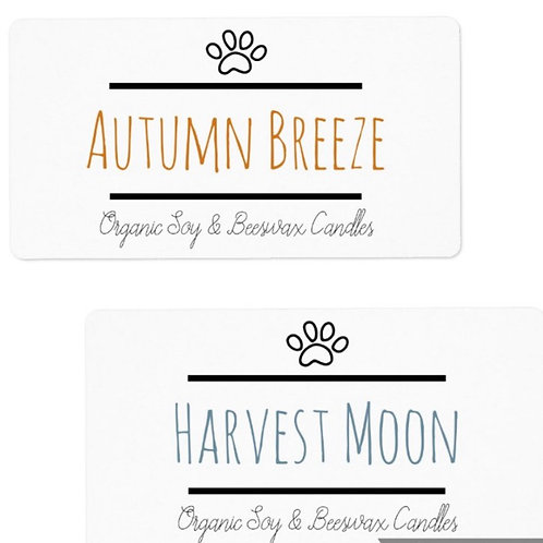 New Fall Candles