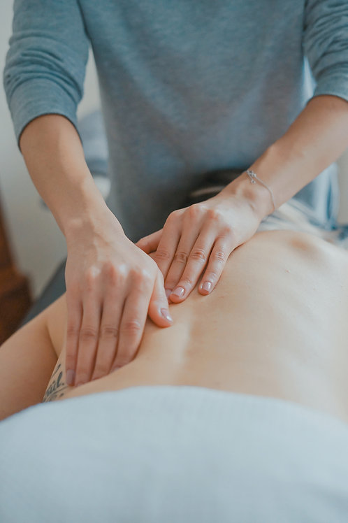 Pack Iyashi Dôme - Massage