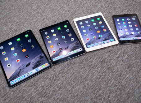 iPad注文受付中