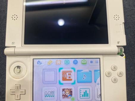 7/10 3DS 画面修理