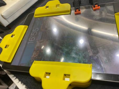 10/14 iPad6画面割れ修理