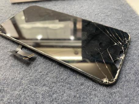 10/7  iPhone11画面修理