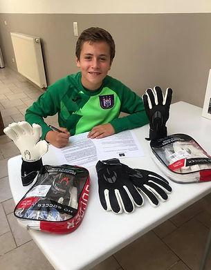 Nathan Wilbaux - RSC Anderlecht