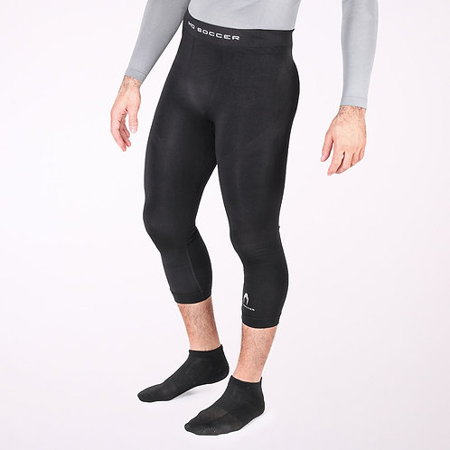 050.5545.02 - UNDERWEAR 3/4 PERFORMANCE BLACK