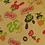 Thumbnail: Kids Pyramid Bean Bag, beige corduroy