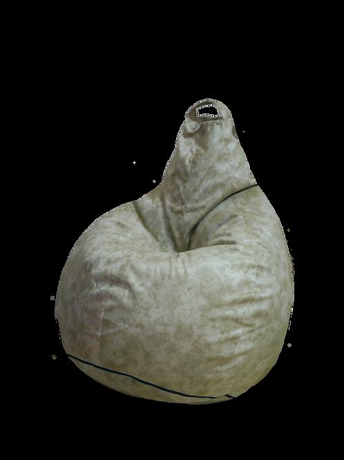 Faux Suede Classic XL size bean bag