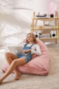 Urban-Outfitters-Triangle-Bean-Bag-Loung