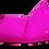 Thumbnail: Pink Water Resistant Pyramid Bean Bag