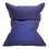 Thumbnail: Navy Blue large pillow Bean bag, water resistant