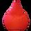 Thumbnail: Red Water Resistant XL size Bean bag