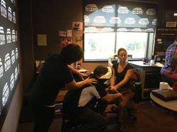 WDSD Massaging Sky Phillips and Crista C