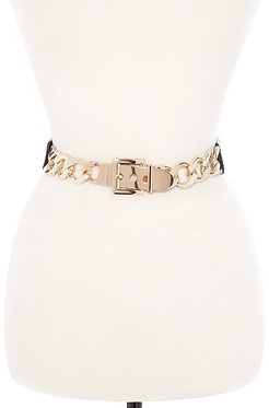 The Chain Link Goddess Belt
