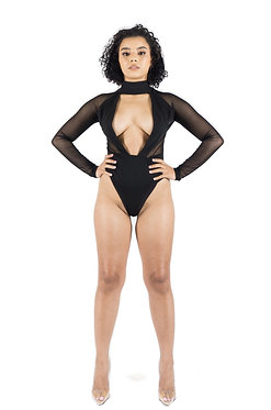 The Morticia Bodysuit