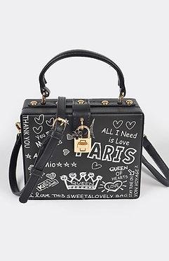 Crazy About Paris Mini Bag