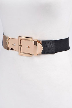 The Perfect Gold Buckle