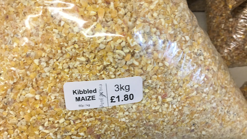Kibbled Maize 3kg
